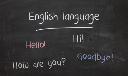 En este año 2019 aprendemos inglés