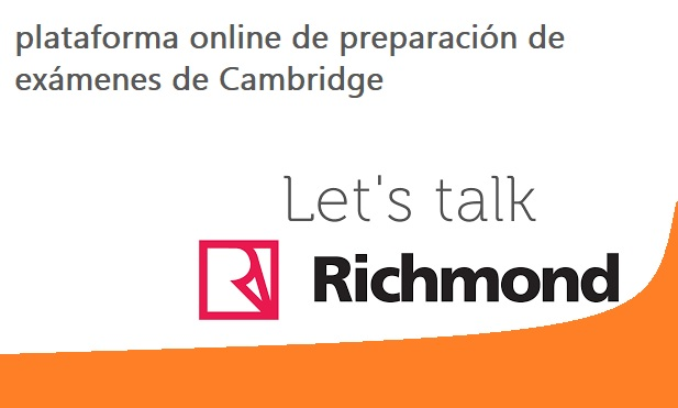 editorial Richmond exámenes de Cambridge